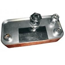 Теплообменник вторичный, пластинчатый Zilmet для Immergas 17B1951502