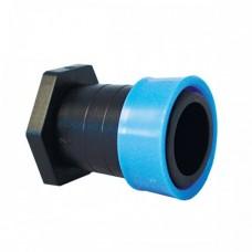 Заглушка Presto для ленты Туман 25 мм № GSE 0125