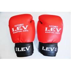 """Перчатки боксерские """"LEV"""" 10 oz"""