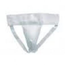Защита паховая мужская PL TOPTEN(вкладыш-пластмасса,  , белый,крепл. на резинке)