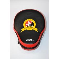 Лапа Изогнутая (1шт) PVC  ( р-р 22*17,5*4,5см, черно-красный)