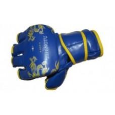 Перчатки для рукопашного боя L-синяя