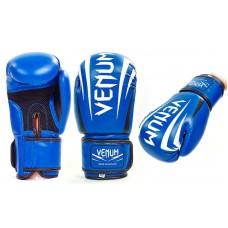Перчатки боксерские на липучке VENUM 10 oz. Рукавички боксерські