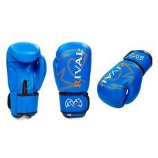 """Перчатки боксерские кожаные """"EVERLAST"""" 3307. Рукавички боксерські"""