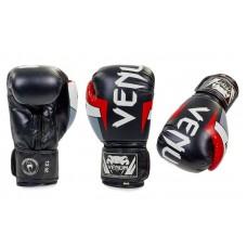 Перчатки боксерские VENUM ELITE. Рукавички боксерські