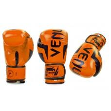 Перчатки боксерские VENUM ELITE NEO. Рукавички боксерські