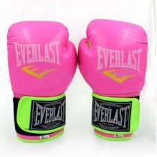 Перчатки боксерские EVERLAST 5034. Рукавички боксерські