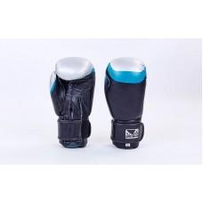 Перчатки боксерские BAD BOY-BK1. Рукавички боксерські