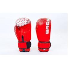 Перчатки боксерские BAD BOY MA5434R. Рукавички боксерські