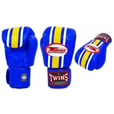 Перчатки боксерские TWINS 10 oz. Рукавички боксерські