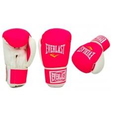 Перчатки боксерские ELAST 5376-P. Рукавички боксерські