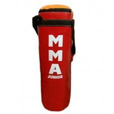 Груша MMA на ремнях + карабин. Боксерська груша