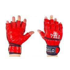 """Перчатки для смешанных единоборств MMA """"VELO""""4021. Рукавички для змішаних єдиноборств"""