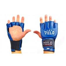 """Перчатки для смешанных единоборств MMA """"VELO""""4024. Рукавички для змішаних єдиноборств"""