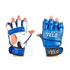"""Перчатки для смешанных единоборств MMA """"VELO"""" 4026. Рукавички для змішаних єдиноборств"""