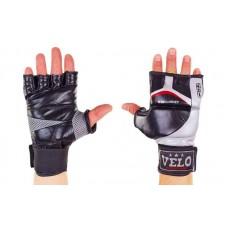 """Перчатки для смешанных единоборств MMA """"VELO"""" PRO FIGHT. Рукавички для змішаних єдиноборств"""