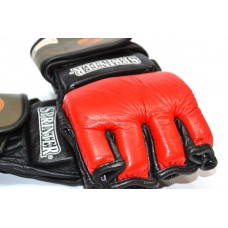 Перчатки для смешанных боевых искусств SPRINTER. Модель Everlast EverGel Grappling.
