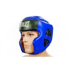 """Шлем боксерский в мексиканском стиле """"EVERLAST"""".  Шолом боксерський"""