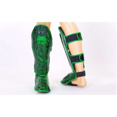 Защита для голени и стопы для Муай Тай, ММА, Кикбоксинг FLEX VENUM FUSION. Захист гомілки й стопи