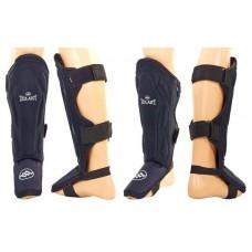 Защита стопы и голени для боевых искусств ZELART. Захист для бойових мистецтв