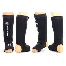 Защита стопы и голени чулочного типа с фиксатором. Захист для ніг