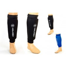 Защита ног чулочного типа Zelart. Захист для ніг