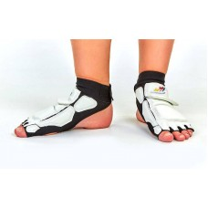 "Защита для тэквондо стопы носки-футы""WTF"". Захист для ніг"