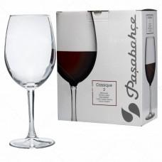 Бокал для вина Pasabahce Классик 630 мл мл 440153