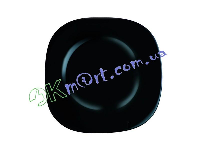 Тарелка обеденная Luminarc Carine Black 260 мм H3666