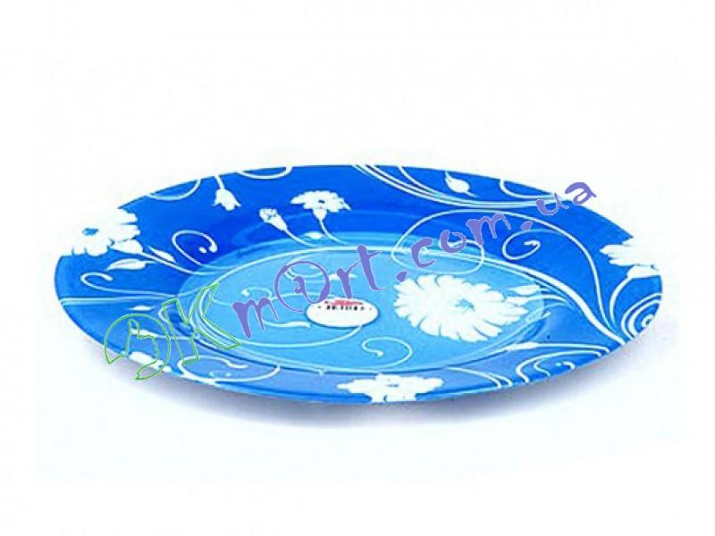 Тарелка Pasabahce Blue 20 см (10327B)