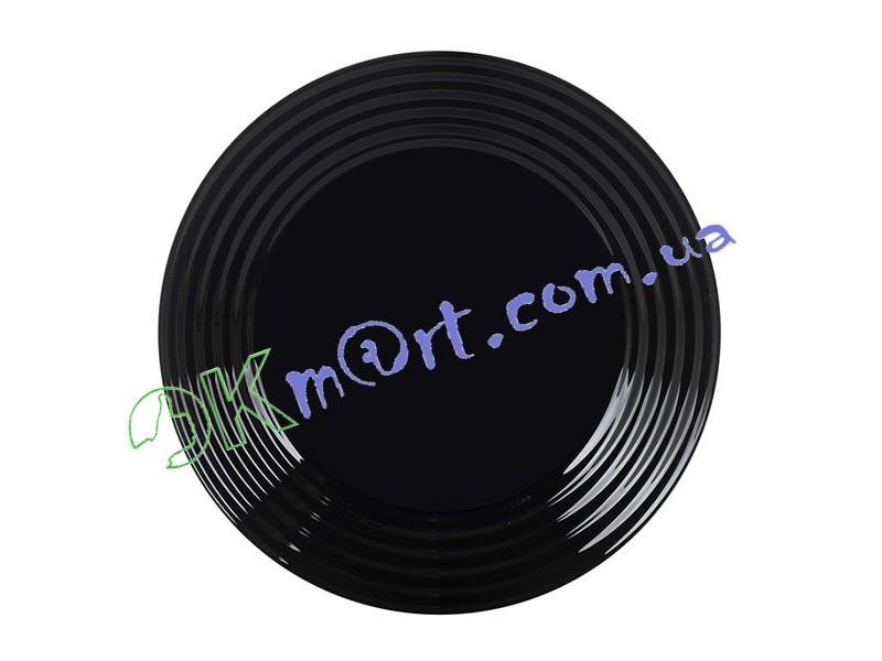 Тарелка десертная Luminarc Harena Black 190 мм L7613