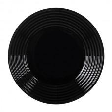 Тарелка подставная Luminarc Harena Black 250 мм L7611