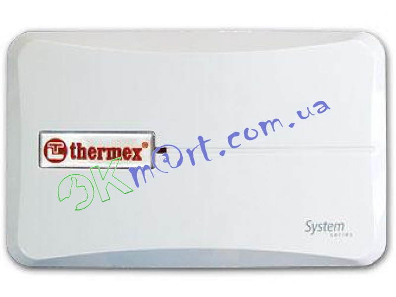 Водонагреватель проточный Thermex SYSTEM 600 White