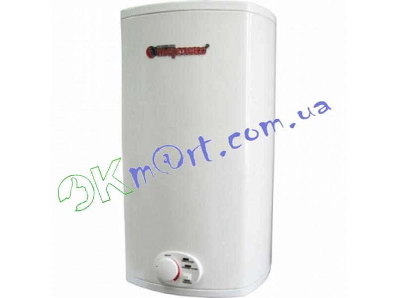 Водонагреватель накопительный вертикальный 30 литров 2,5 кВт, мокрый тен.