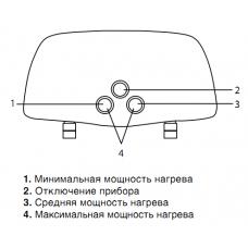 Водонагреватель Zanussi 3-logic 3,5 T кран