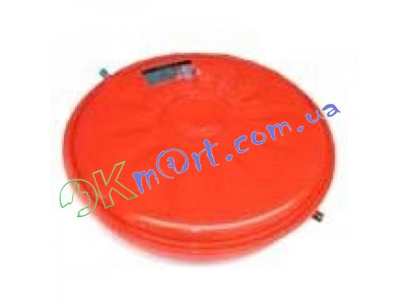 """Бак расширительный 6 литров - 3/4"""" для систем отопления (OEM PRO)"""
