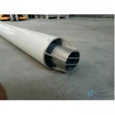 Коаксиальный дымоход для газового котла CK03