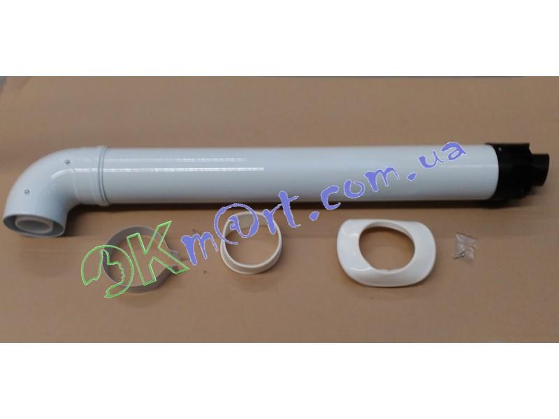 Коаксиальный дымоход для конденсационного котла Baxi, Beretta, Ariston, Viessmann, Westen
